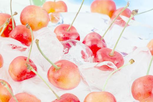【おいしい時間】初恋の味、そして○○の味!<夏のルビー ・さくらんぼのおはなし>