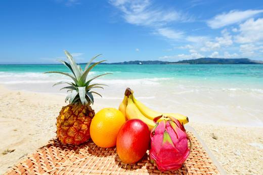 【おいしい時間】味わえば、気分は楽園へひとっ飛び?!ジューシーでまーさんどーな<沖縄フルーツ>