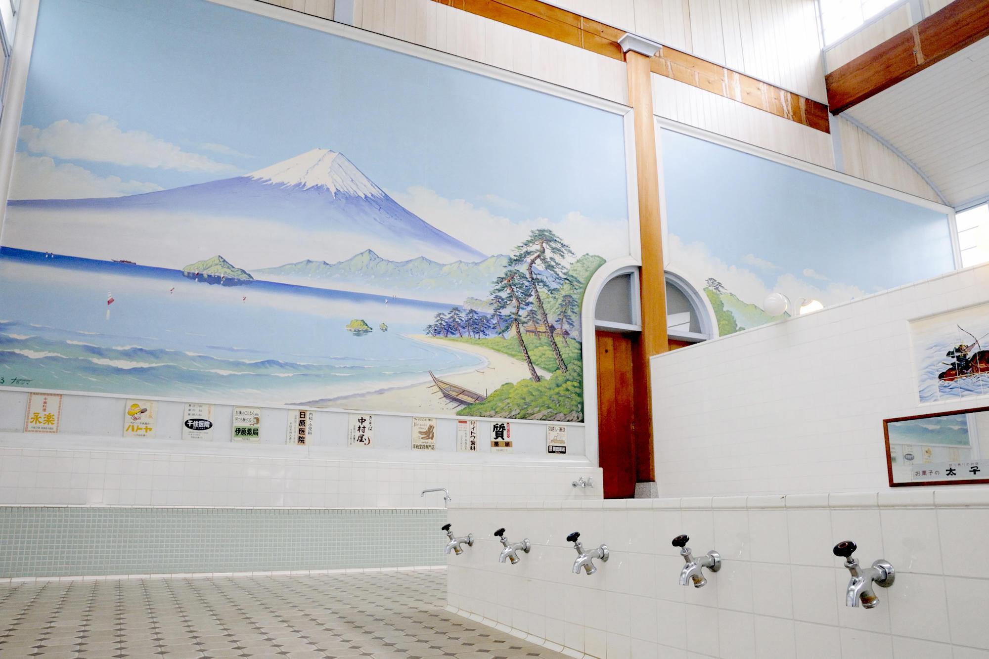 【小ネタ部】湯船に浸かってる?ニッポンの<風呂&銭湯>今昔物語