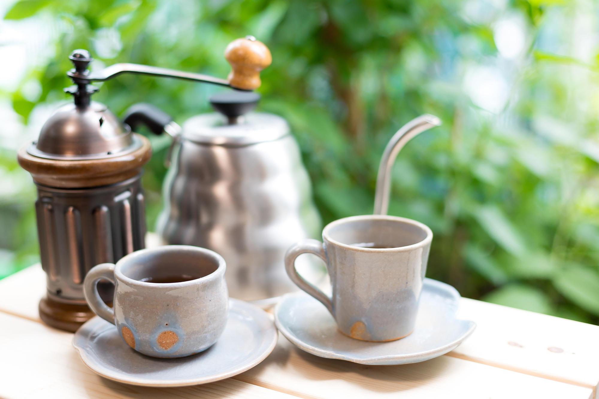 【小ネタ部】自分のために、誰かのために。<おいしいコーヒーの淹れ方>教えます