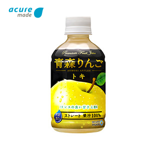 acure made 青森りんご トキ